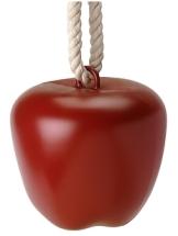 pomme à suspendre